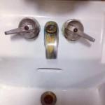 Work Sink is Displeased